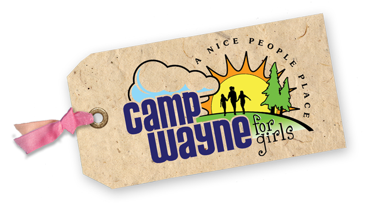 Camp Wayne For Girls logo