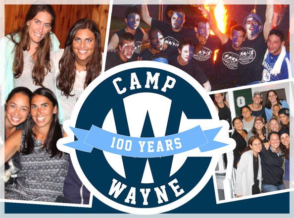 100 Years at Camp Wayne