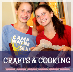Crafts & Cooking